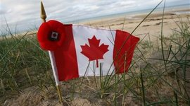 Battles of Canada in WWII timeline