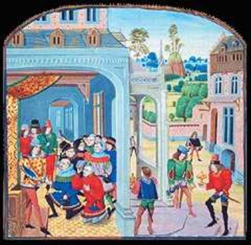 Inicio del Derecho mercantil en la Edad Media