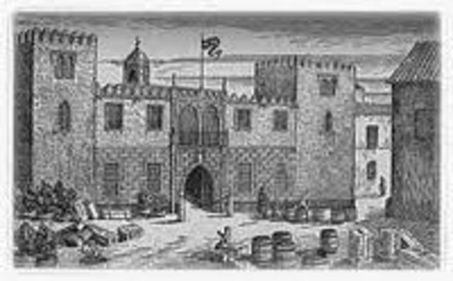 Se le da jurisdicción a la Casa de Contratación de Sevilla acerca del comercio entre las Indias