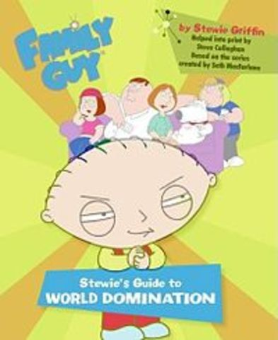 The books of Family guy