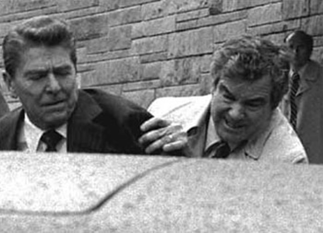 Assassination Attempt Upon President Reagan