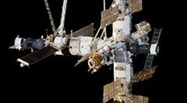 RUSSIAN SPACE STATION MIR timeline