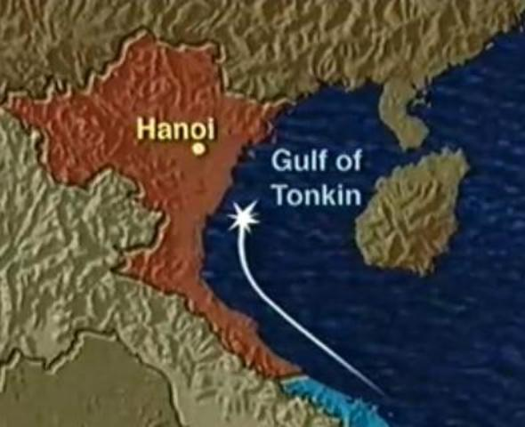 Gulf of Tankin