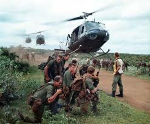 The US Pulls Out of Vietnam