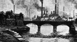The Industrial Revoltioun  timeline