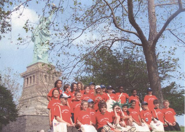 4th Graders Visit Ellis Island
