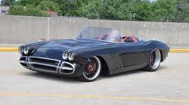 History of the Corvette  timeline