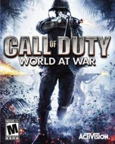 Call of Duty World at War Final Fronts