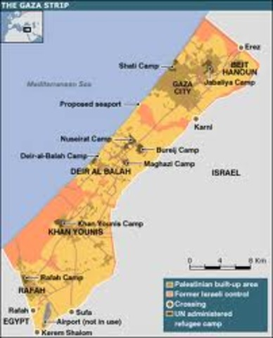 what started the conflict between israel and gaza