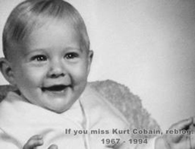 Kurt was born