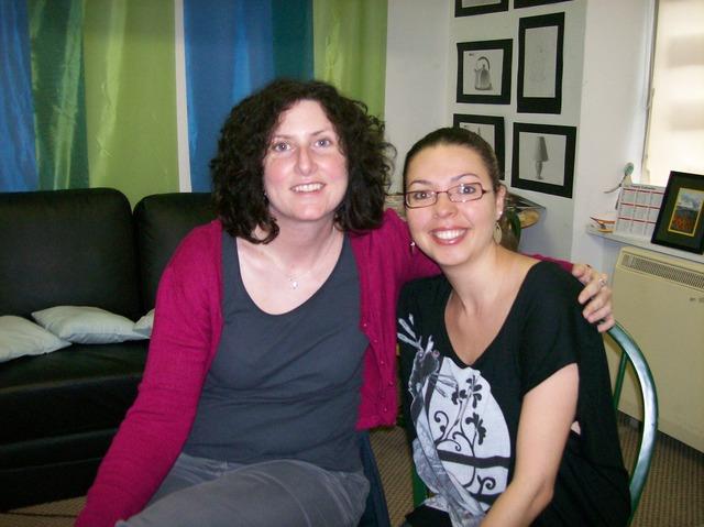 Juliana started teaching Portuguese in Ireland