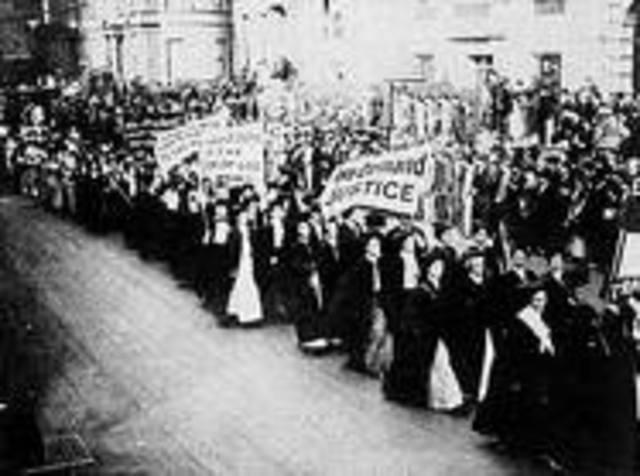Alice Paul Parade