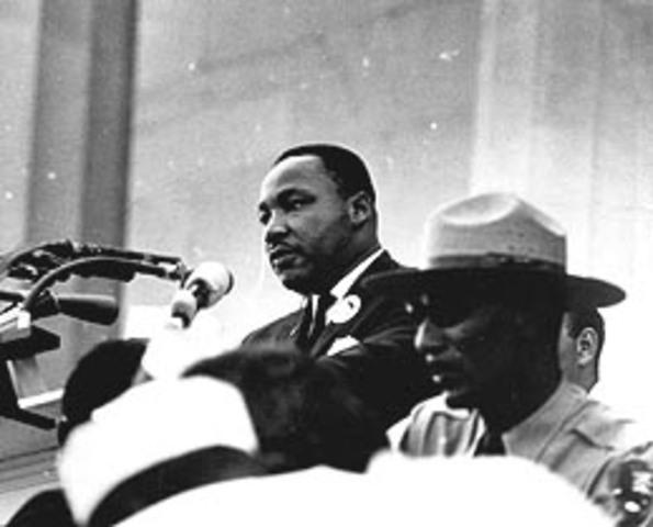 MLK Jr. speech 1963