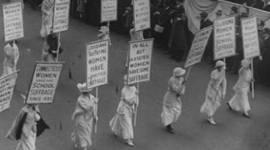 Womans Suffrage Movement  timeline