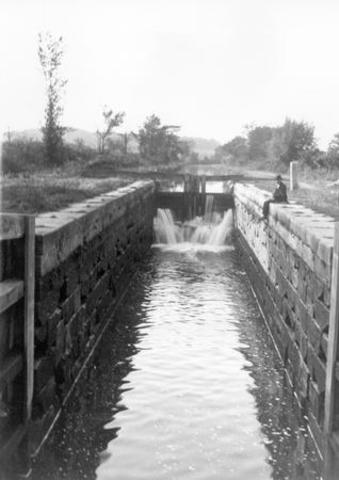 Erie Canal is Completed