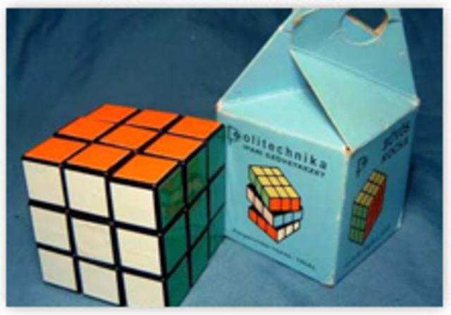 Magic Cube patented