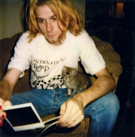 Kurt cobain's graduation