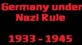 Germany 1933 - 1945 timeline
