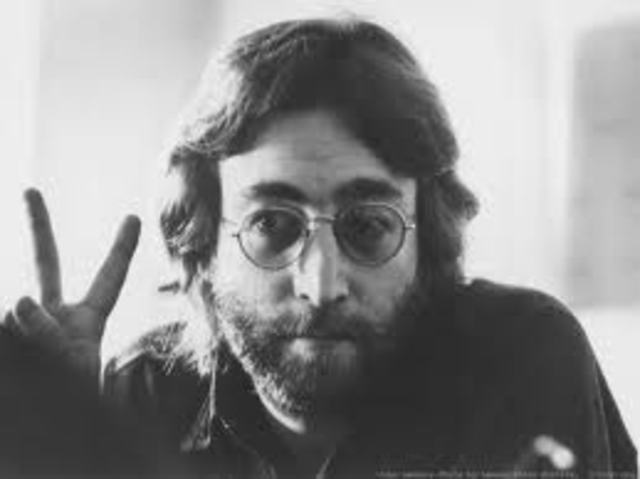 John Lennon's Death