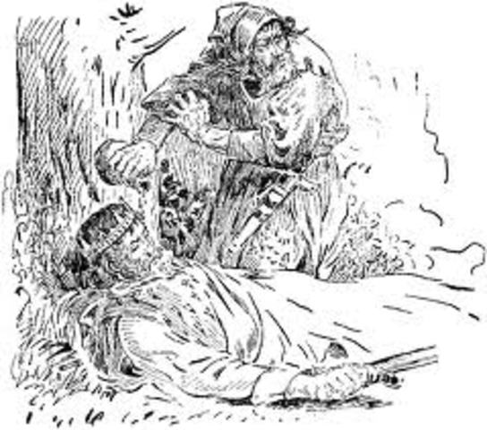hamlets death