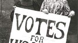 Woman Suffrage timeline