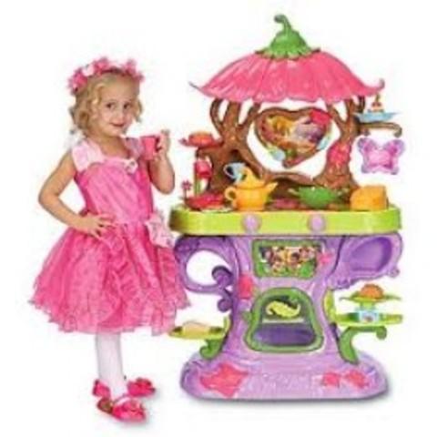 Disney Fairy toys become popular