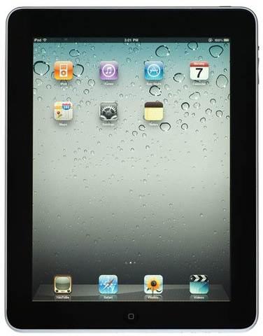 iPad released