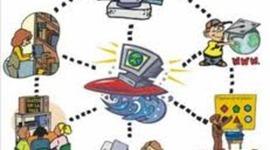 Origen y Evolucion de Tecnologia en informatica timeline