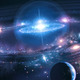 12496 3d space scene