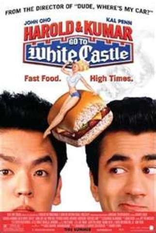 A movie is made about White Castle.