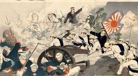 How did the Sino Japanese Wars lead to Japan's current more powerful state? timeline