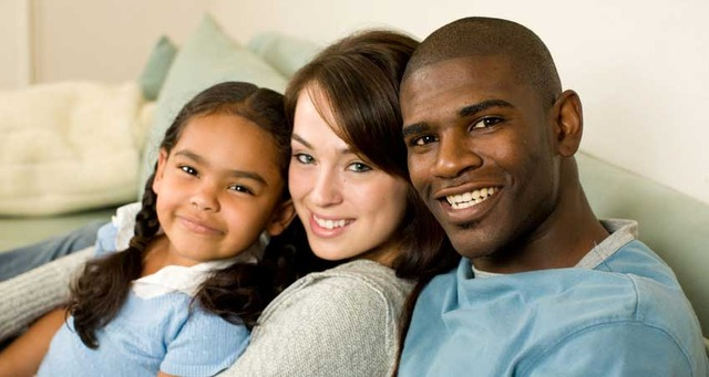 Rise of Interracial married couples