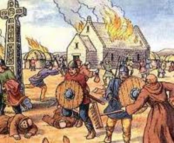 Skandians Attack