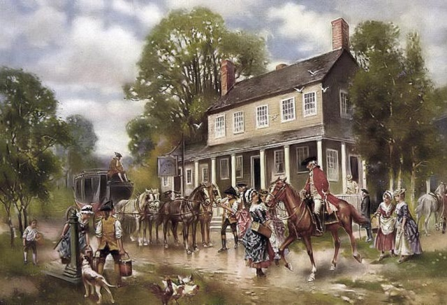 New England Colonists