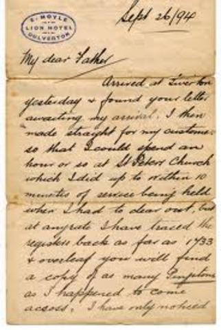 Halt's Letter
