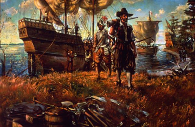 Jamestown Settlers