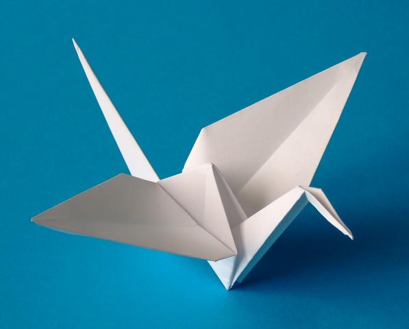 Origami de acción