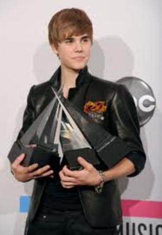 Justin Bieber's Awards