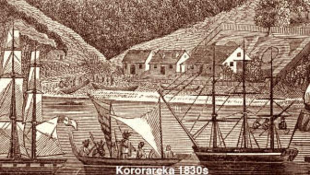 Kororareka established