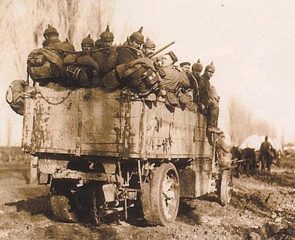 Austria-Hungary warming declared war on Russia