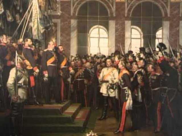 Bismarck turned up diplomatic heat