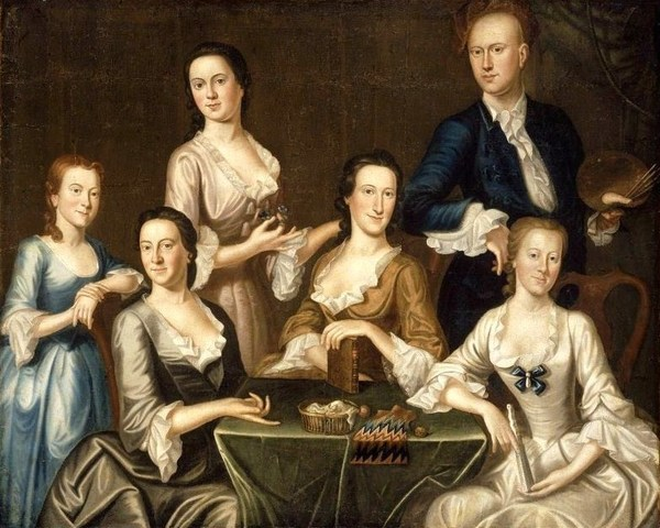 Family Stucture in Colonial America