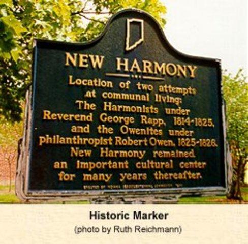 New Harmony Community- IN