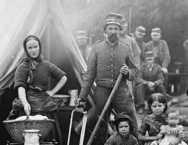 Family Life During the Civil War