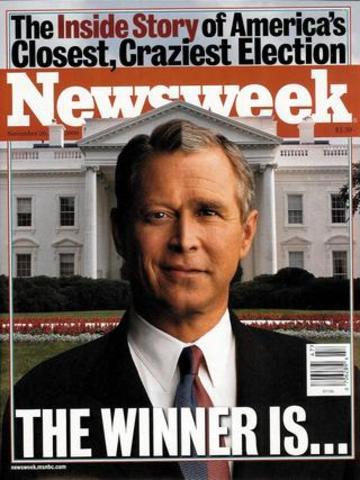 Election of 2000: Bush vs. Gore