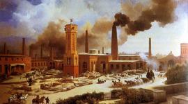 Brianna's Industrial Revolution Timeline