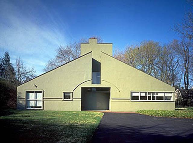 Vanna Venturi's House