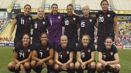 Women's Soccer in the United States timeline