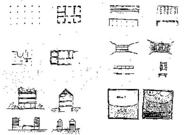 5 Points of Architecture