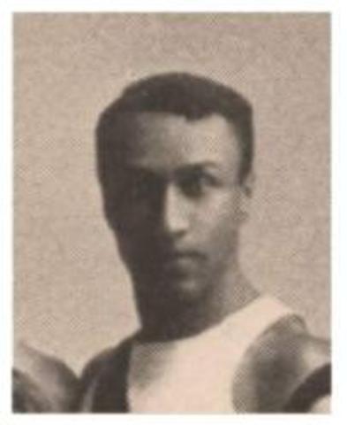 George Poage, Olympian